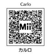 HEYimHeroic 3DS QR-077 Carlo