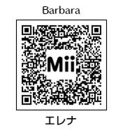 HEYimHeroic 3DS QR-080 Barbara