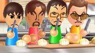 Wii Party - Minigames - Guest 3 VS Gabriele VS Daisuke VS Cole (Advanced COM)