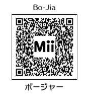 HEYimHeroic 3DS QR-012 Bo-Jia