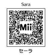 HEYimHeroic 3DS QR-070 Sara