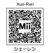 HEYimHeroic 3DS QR-013 Xue-Ren