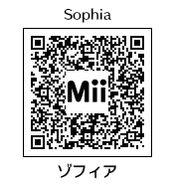 HEYimHeroic 3DS QR-094 Sophia