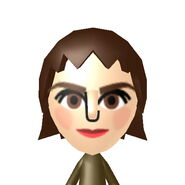 HEYimHeroic 3DS FACE-074 Claudia