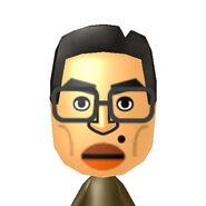 HEYimHeroic 3DS FACE-006 Shouta