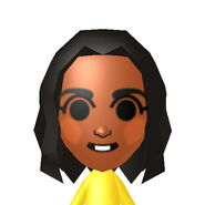 HEYimHeroic 3DS FACE-100 Faustine