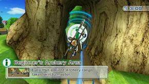 Beginner's Archery Area