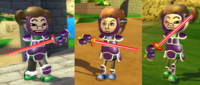 Purple armor types