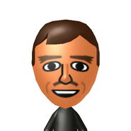 HEYimHeroic 3DS FACE-066 Eduardo