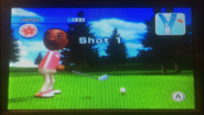 James in Golf