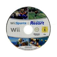 Wii Sports and Wii Sports resort bundle disk 2
