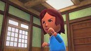 Wii Party U- Dojo Domination- Yoko (Wii Sports) Gameplay