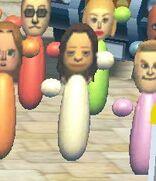 Super smash bros for Wii U Tomoko