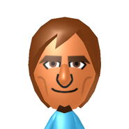 HEYimHeroic 3DS FACE-042 Leonel