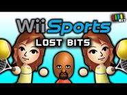 Wii Sports LOST BITS - Unused Content and Unseen Secrets -TetraBitGaming-