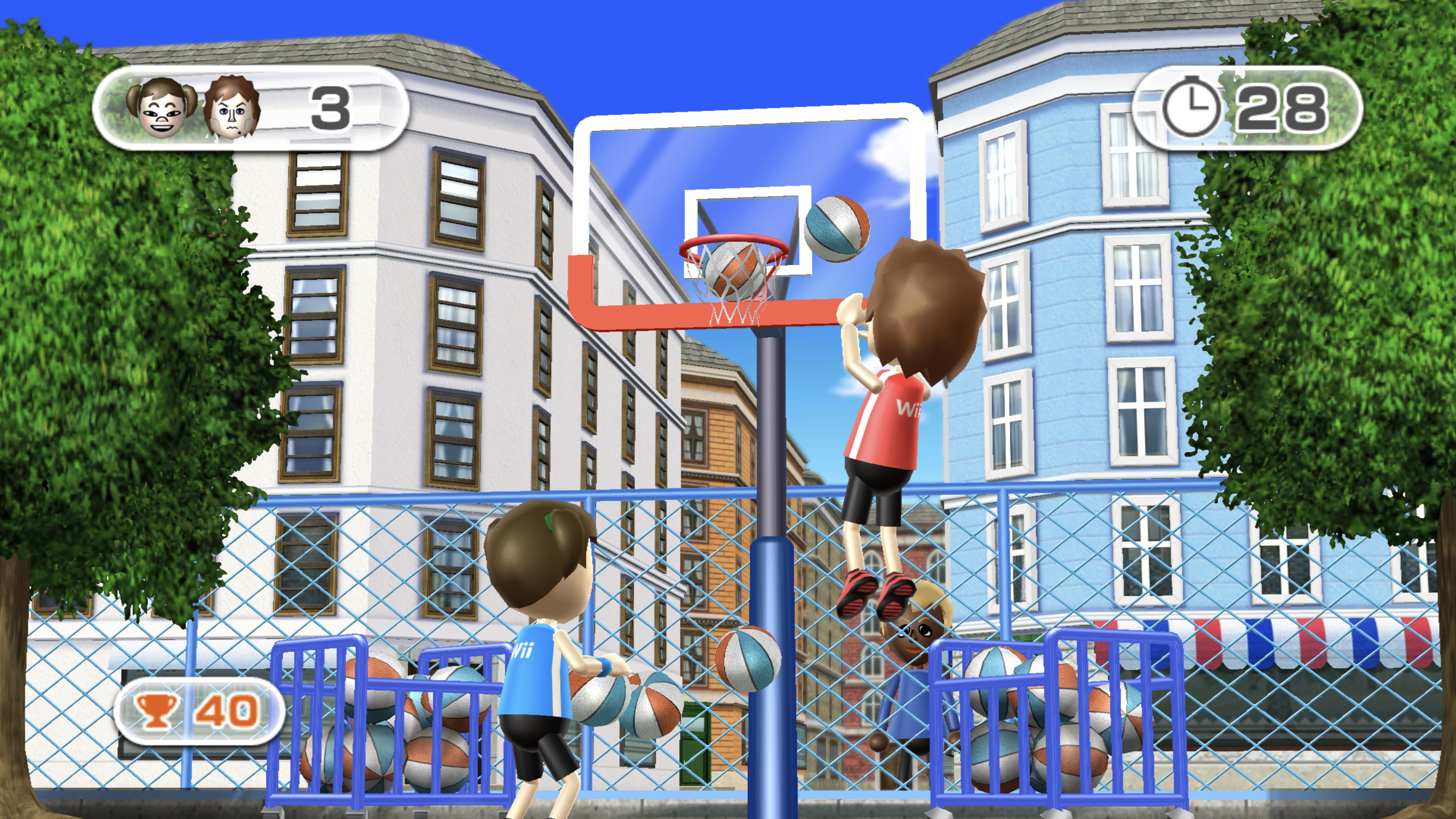 Basket Bonanza