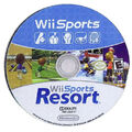Wii Sports and Wii Sports resort bundle disk 1