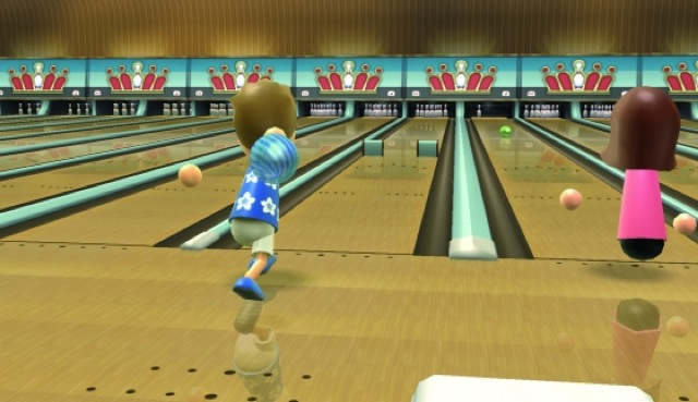 Bowling Stamps