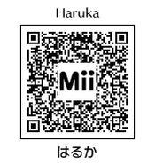 HEYimHeroic 3DS QR-036 Haruka