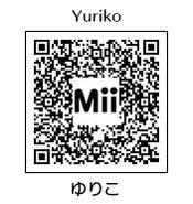 HEYimHeroic 3DS QR-037 Yuriko