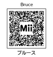 HEYimHeroic 3DS QR-044 Bruce
