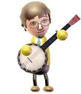 Luca banjo