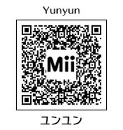 HEYimHeroic 3DS QR-021 Yunyun