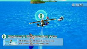 Beginner's Wakeboarding Area