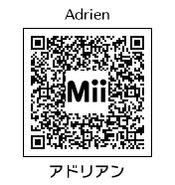 HEYimHeroic 3DS QR-096 Adrien