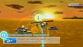 Undersea Cable Inspectors