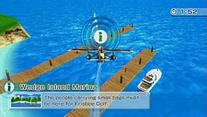 Wedge Island Marina
