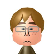 HEYimHeroic 3DS FACE-021 Chris-Wii