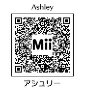 HEYimHeroic 3DS QR-031 Ashley