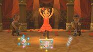 Wii Fit U Flamenco Dance