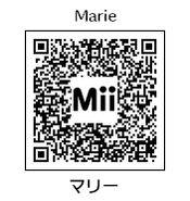 HEYimHeroic 3DS QR-049 Marie