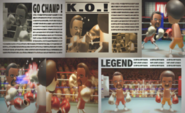 Matt from wii sports old newspapers