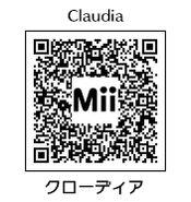 HEYimHeroic 3DS QR-074 Claudia