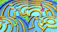 Wii Party U Minigame Showcase - Maze Malaise