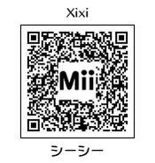 HEYimHeroic 3DS QR-019 Xixi
