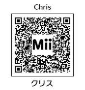 HEYimHeroic 3DS QR-071 Chris