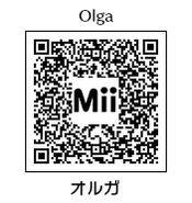 HEYimHeroic 3DS QR-111 Olga