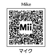 HEYimHeroic 3DS QR-025 Mike