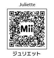 HEYimHeroic 3DS QR-097 Juliette