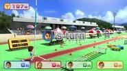 Wii Party U Minigame Showcase - Mii Vaulters