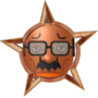Hiroshi's Badge