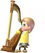 Anna harp