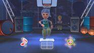 Wii Fit U Hip-Hop Dance