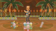 Wii Fit U Salsa Dance