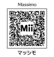 HEYimHeroic 3DS QR-078 Massimo