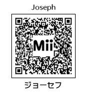 HEYimHeroic 3DS QR-040 Joseph
